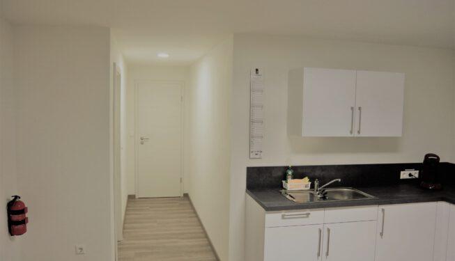 Alba Räumlichkeiten Küche